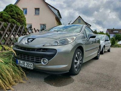 gebraucht Peugeot 207 CC Pegeout (Reserviert)