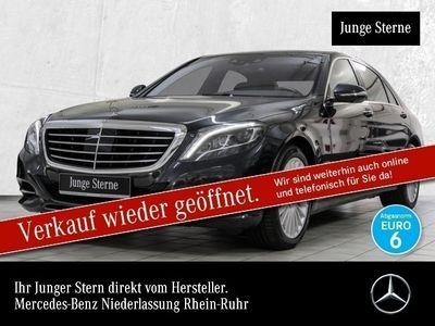 gebraucht Mercedes S500L 4M Fahrass 360° Airmat Stdhzg Pano Distr+