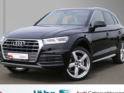 gebraucht Audi Q5 2.0 TDI quattro S tronic S line *Matrix*AHK*Pano*