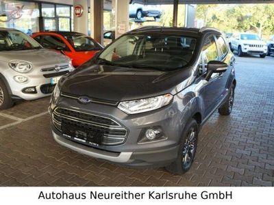 gebraucht Ford Ecosport Titanium *Navi*PDC*SHZ*FHZ*Keyless
