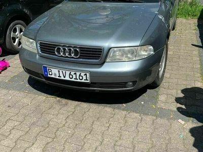 gebraucht Audi A4 1,6 i- tüv 03.2023