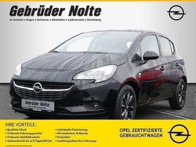 gebraucht Opel Corsa 1.4 120 Jahre SHZ KAMERA INTELLILINK NAVI