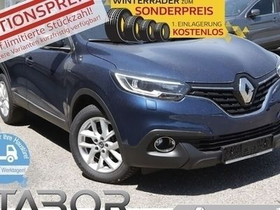gebraucht Renault Kadjar 1.2 TCe 130 Limited Deluxe Nav SHZ