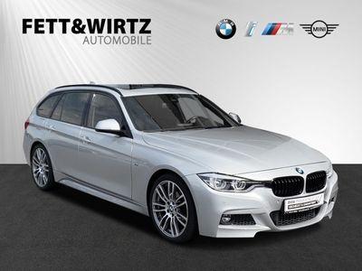 gebraucht BMW 318 d Touring M Sport