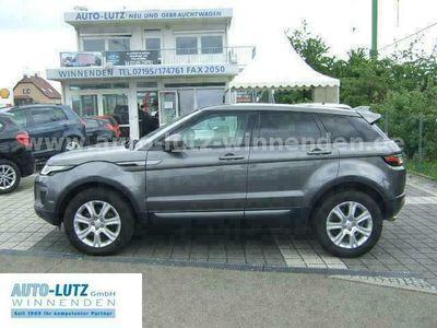 gebraucht Land Rover Range Rover evoque SE - 27 500 KM