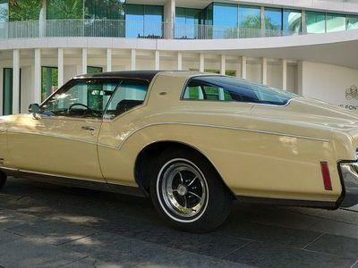 gebraucht Buick Riviera GS, Bj. 1973, 2. Hand im SUPER ZUSTAND als Sportwagen/Coupé in Hamburg