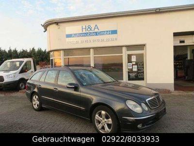 gebraucht Mercedes E280 E-Klasse T-Modell E 280 T CDI