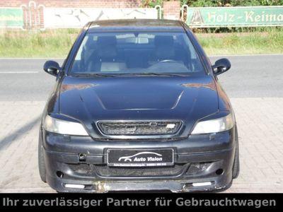 gebraucht Opel Astra Coupe 2.2 16V Xenon Leder Sportsitze