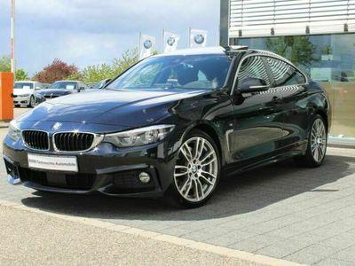 gebraucht BMW 440 i Gran Coup M Sport NaviProf AdLED Kamera