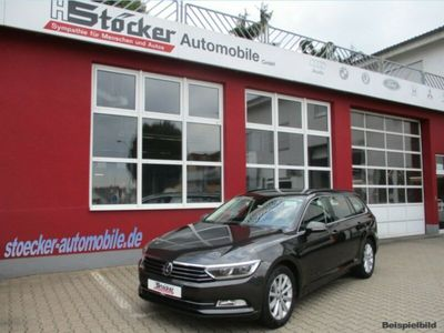 gebraucht VW Passat Variant Elegance 1.5 TSI, AHK, Kamera