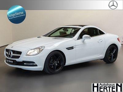 gebraucht Mercedes SLK200 Panoramadach, Harman Kardon, Airscarf