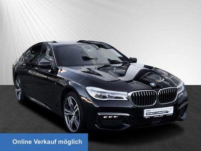 gebraucht BMW 730 d xDrive 20'' MSport HUD DA+ Laser H&K