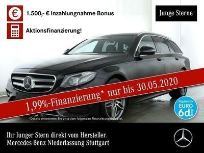 gebraucht Mercedes E300 d AMG WideScreen 360° Multibeam Burmester
