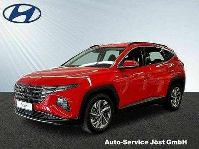 gebraucht Hyundai Tucson 1.6 T-GDI 48V Trend DCT -NAVI-elektr.Heck