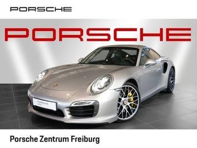 gebraucht Porsche 911 Turbo S 991 Burmester Sitzbelüftung keyless