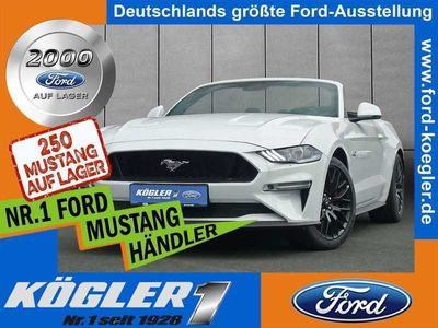 gebraucht Ford Mustang GT Cabrio 5.0/dt. Modell -8%*