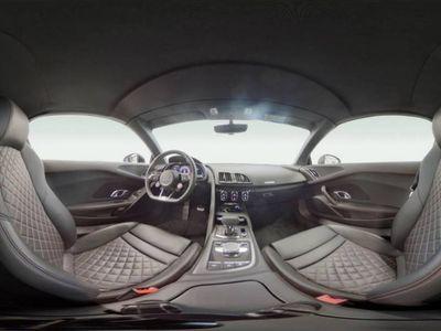 gebraucht Audi R8 Spyder R8 V10 qu S tro. 419kW*EUPE 194.240*Kamer