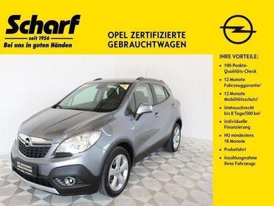 gebraucht Opel Mokka Edition 4x4 AC/A Intelli Alu