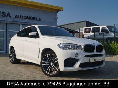 gebraucht BMW X6 M Baureihe*NAVI*HUD*XENON*LEDER