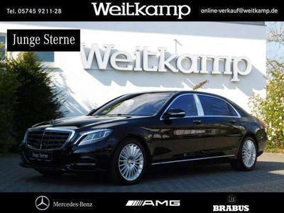 gebraucht Mercedes S500 Maybach Mercedes- 4M Exklusiv-P.+4xSitzkl. Xenon
