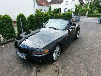 gebraucht BMW Z4 e85 2,5l als Cabrio/Roadster in Rüsselsheim
