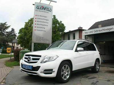 gebraucht Mercedes GLK200 Klimaautomatik