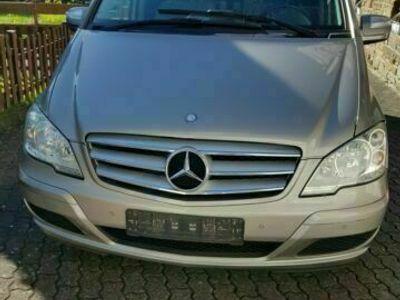 gebraucht Mercedes Viano 3.0 CDI DPF lang Automatik Ambiente