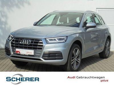 gebraucht Audi Q5 Sport quattro S-tronic 2.0 TDI *Navi, AHK, LED, Le
