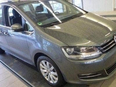 gebraucht VW Sharan High 1.4TSI DSG 349,-ohne Anzahlung Navi