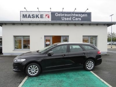gebraucht Ford Mondeo Turnier 2.0 TDCI Aut. Business Edition Na