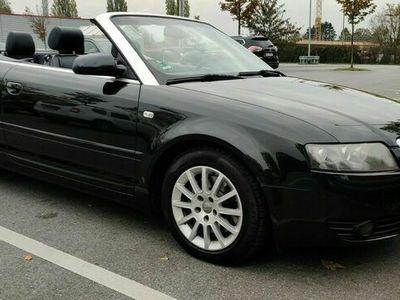 gebraucht Audi A4 Cabriolet 2.4 TÜV NEU!!! als Cabrio/Roadster in Solingen