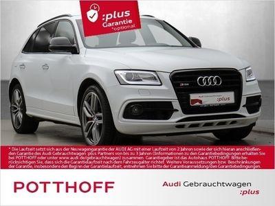 gebraucht Audi SQ5 plus 3.0 TDi AHK Kamera DAB NaviPlus BuO Navi