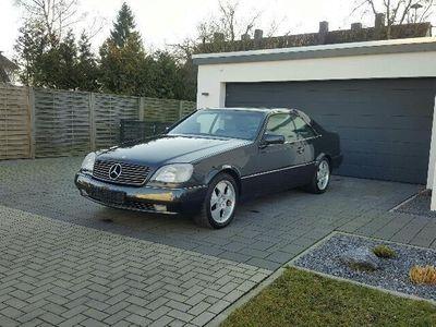 gebraucht Mercedes 600 CL SEC