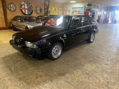 gebraucht Alfa Romeo 75 Alfa3.0 V6 QV Klimaanlage H-Gutachten