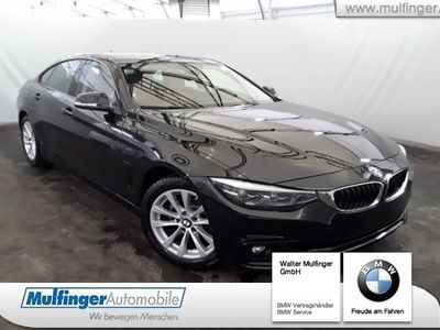 gebraucht BMW 420 Gran Coupé i Sport Leder Ad-LED Navi Speed PDC