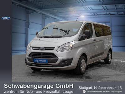 gebraucht Ford Custom TransitKombi L2 Trend STANDHEIZUNG AHK NAVI KLIMA