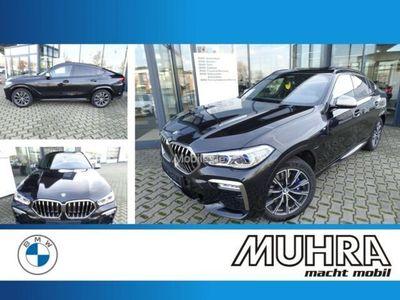 gebraucht BMW X6 M50 M50iA AHK Standheizung SD Komfortsitze Laser