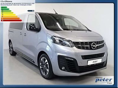 gebraucht Opel Zafira Life M INNOVATION (L2)(EURO 6d-TEMP) Pano.-Dach