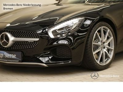 "gebraucht Mercedes AMG GT Panorama Comand 19/20"" Burmester LED"
