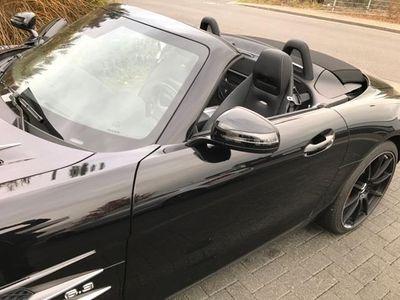 gebraucht Mercedes SLS AMG Roadster AMG SPEEDSHIFT DCT Keramik/ Garantie