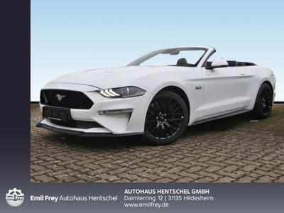 gebraucht Ford Mustang GT Convertible 5.0 Ti-VCT V8 Aut. 331 kW, 2-türig