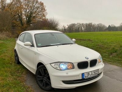 gebraucht BMW 123 d DPF als Limousine in Detmold