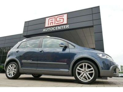 gebraucht VW Golf Plus Cross 1.4 TSI Climatronic Navi AHK PDC