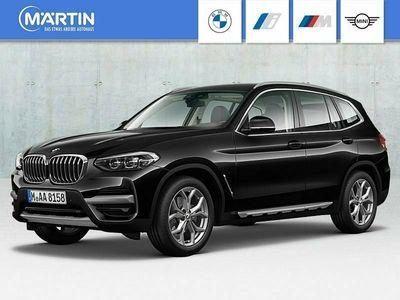 gebraucht BMW X3 xDrive20d ~GEWERBE~ *xLine* Live Cockpit Prof.*LED*
