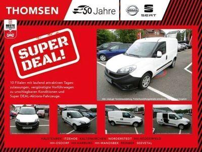 gebraucht Fiat Doblò Cargo Kastenwagen SX 1.3 Klima Bluetooth