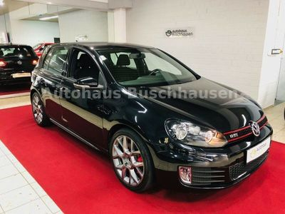 gebraucht VW Golf VI GTI 2.0*Sitzhz*MFL*Nur 13Tkm*TÜV+InspNEU