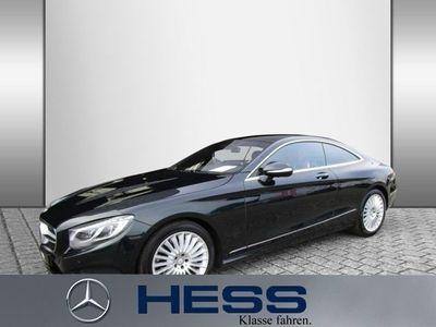 gebraucht Mercedes S500 4M Coupé Sitzklima+Nachtsicht+Designo