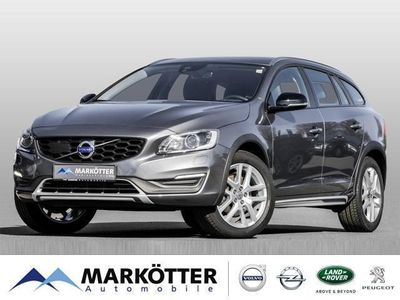 used Volvo V60 CC D4 Pro EURO6/NAVI/XENON/SHZ