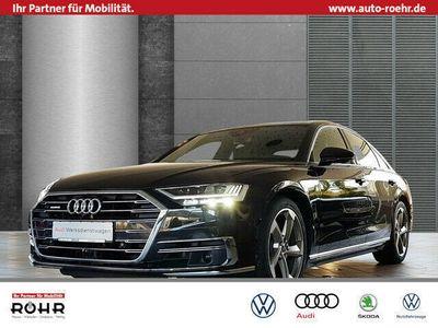 gebraucht Audi A8 (LEDER,PDC,SH,TV,SHZ,SD,NAVI,LED) 50 TDI Quattro
