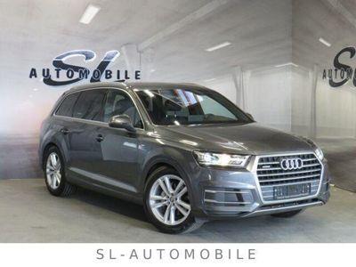 gebraucht Audi Q7 3.0 TDI quattro S-line Plus Virtual BOSE